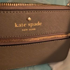 KATE SPADE NWT GRAY WRISTLET!!